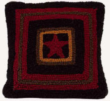 Single Star Pillow