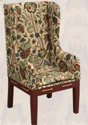 Johnston Benchworks Furniture Marboro Chairs Footstools